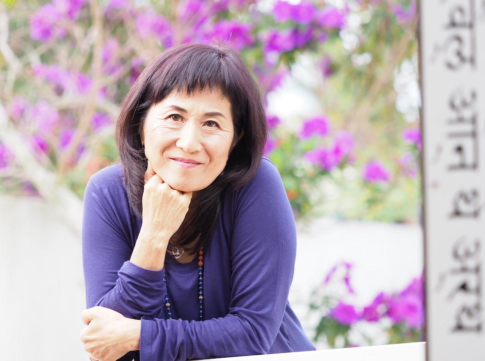 Fuyuko Toyota, founder of Prema Yoga Studio and senior iRest Yoga Nidra Teacher and Trainer