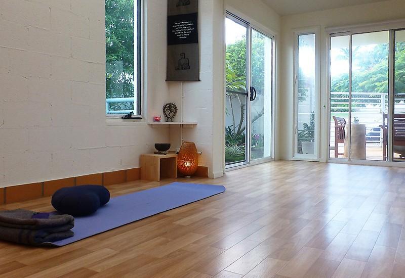 Prema Yoga Studio with Fuyuko Toyota